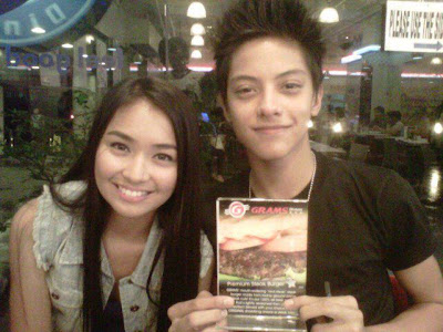 Above photos of Kathryn Bernardo and Daniel Padilla courtesy of their