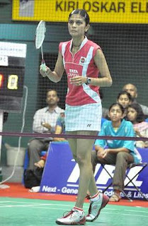 Indian Badminton Player Trupti Murgunde