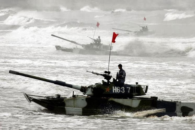 China Ready To launch Full Scale Invasion Of Taiwan In 2020