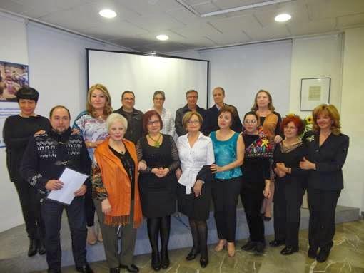 Recital en Granada Grito de Mujer