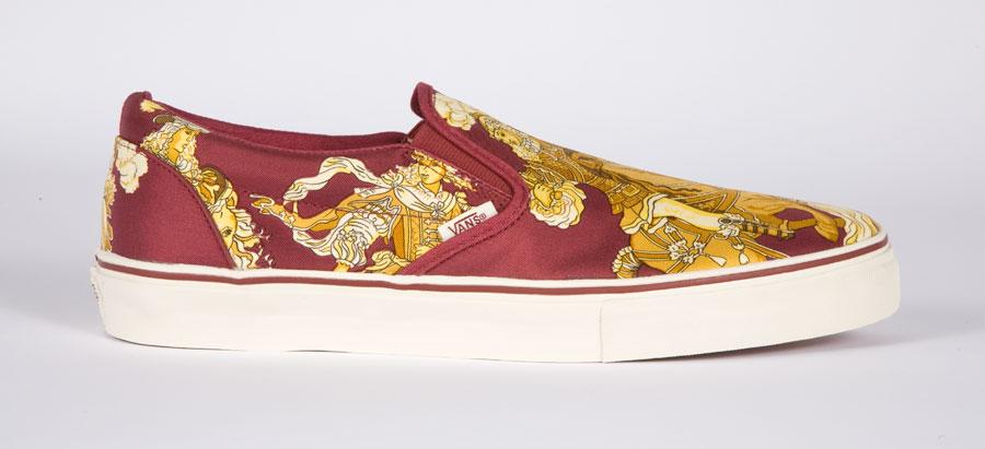 579c379c828 We Want  The Custom Hermès X Vans Slip-Ons – Toronto Is Fashion