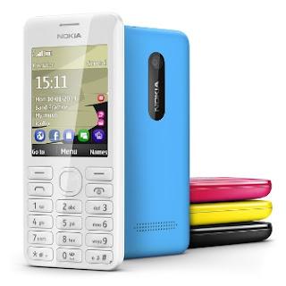 Nokia 206 Harga Dan Spesifikasi