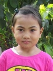 Prity - East Indonesia (ID-210), Age 8