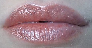 Lip Swatch! - Wet n Wild Silk Finish Lipstick - Sunset Peach - 516C
