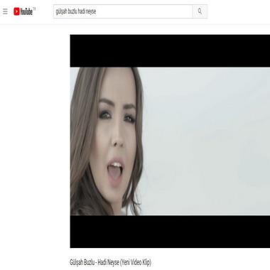 youtube com - gülşah buzlu - hadi neyse