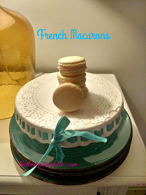 French Macarons, the decoratoraholic