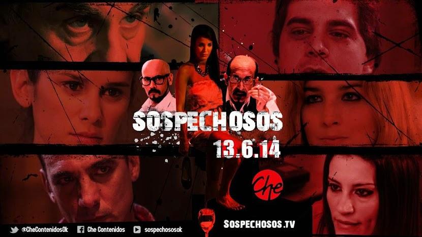 SOSPECHOSOS...la serie