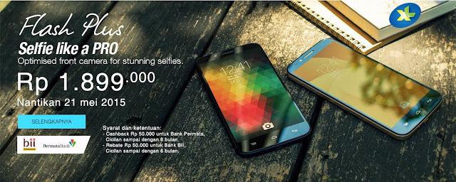 Lazada Mengadakan Flash Sale Alcatel One Touch Plus