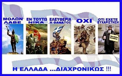 Η έξοδος του Μεσολογγίου και η σύγχρονη Ελλάδα