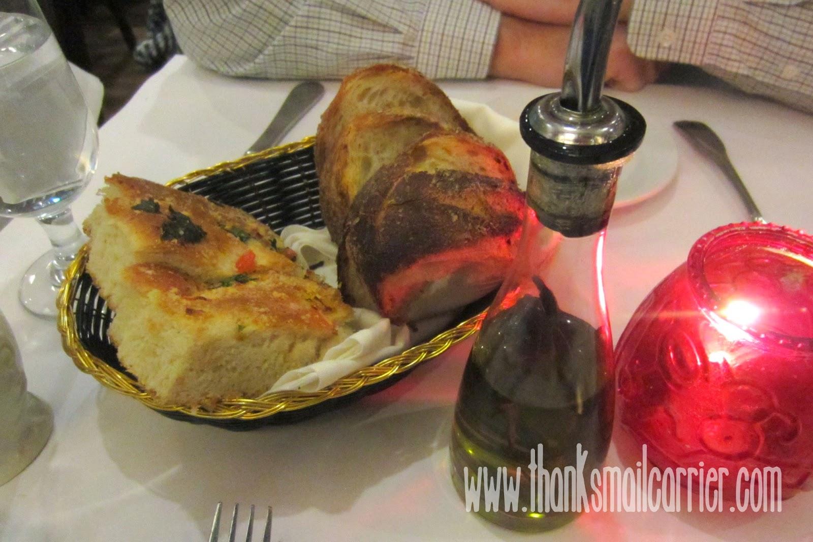 Maria Pia bread
