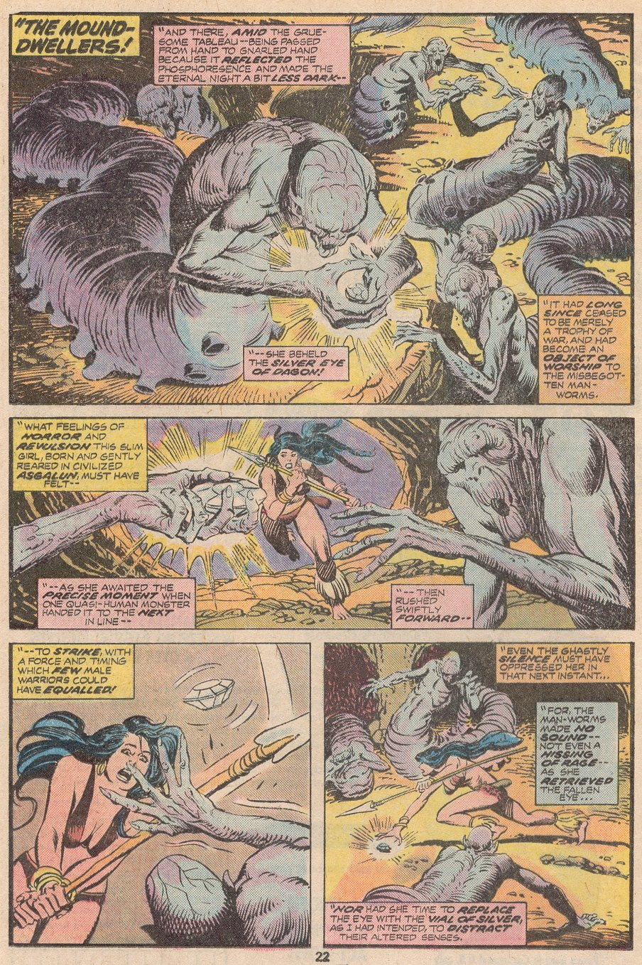 Conan the Barbarian (1970) Issue #59 #71 - English 15