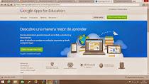 APPS EDUCACIÓN DE GOOGLE