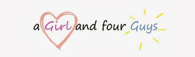 A Girl and Four Guys