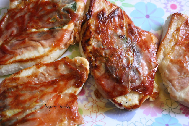 Allow your turkey saltimbocca to rest while you make the sauce from www.anyonita-nibbles.com