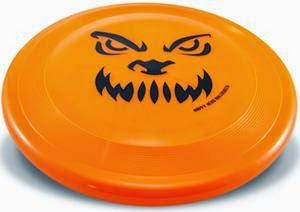 HeroDiscUSA Halloween Disc, Disc Dog, Crusty