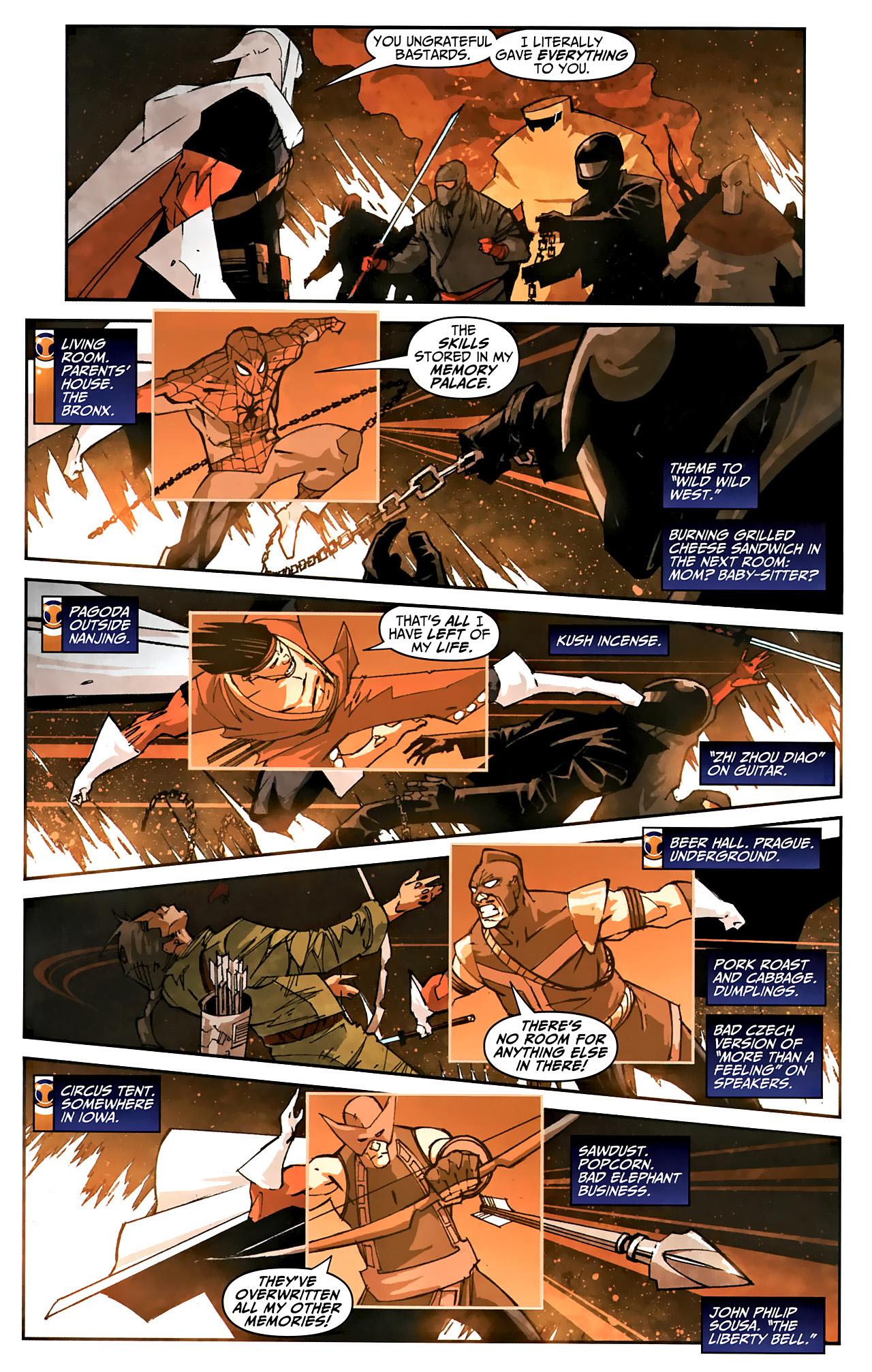 Read online Taskmaster (2010) comic -  Issue #1 - 16