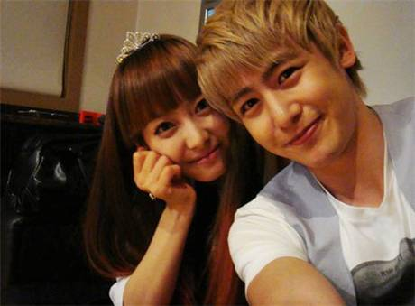 nichkhun and victoria secretly dating