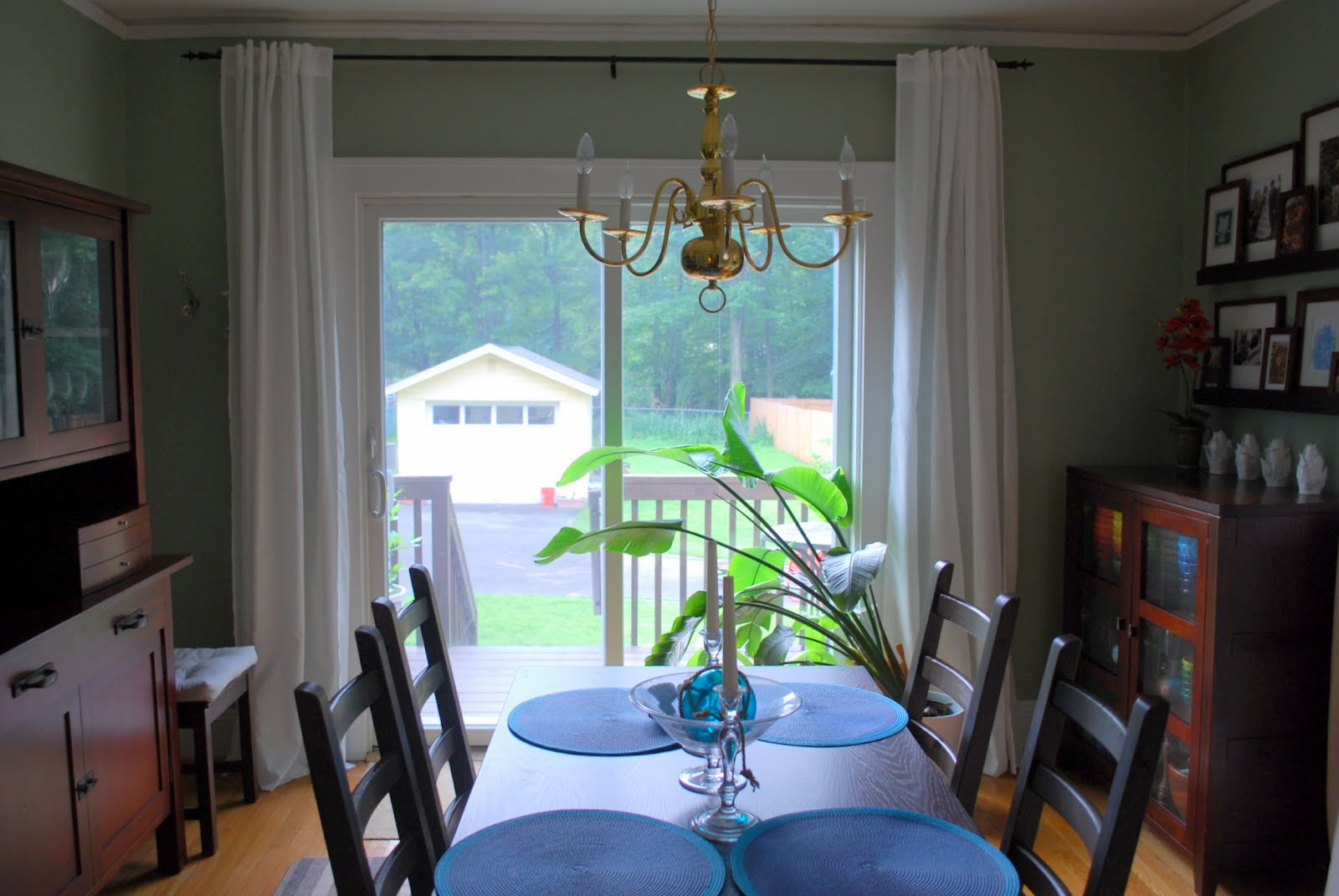 Dining Room Curtain Rods Curtains