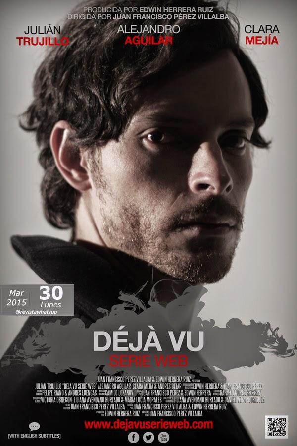 Déjà-Vu-serie-web-colombiana-más-premiada-nivel-internacional