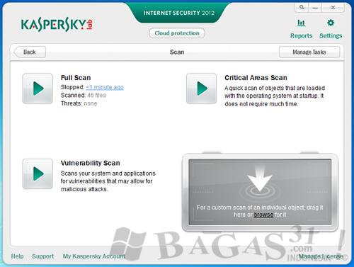 Kaspersky Internet Security 2012 + Valid Key 3