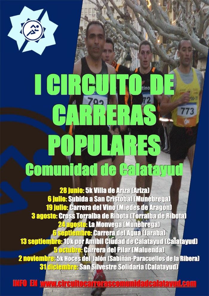 www.circuitocarrerascomunidadcalatayud.com