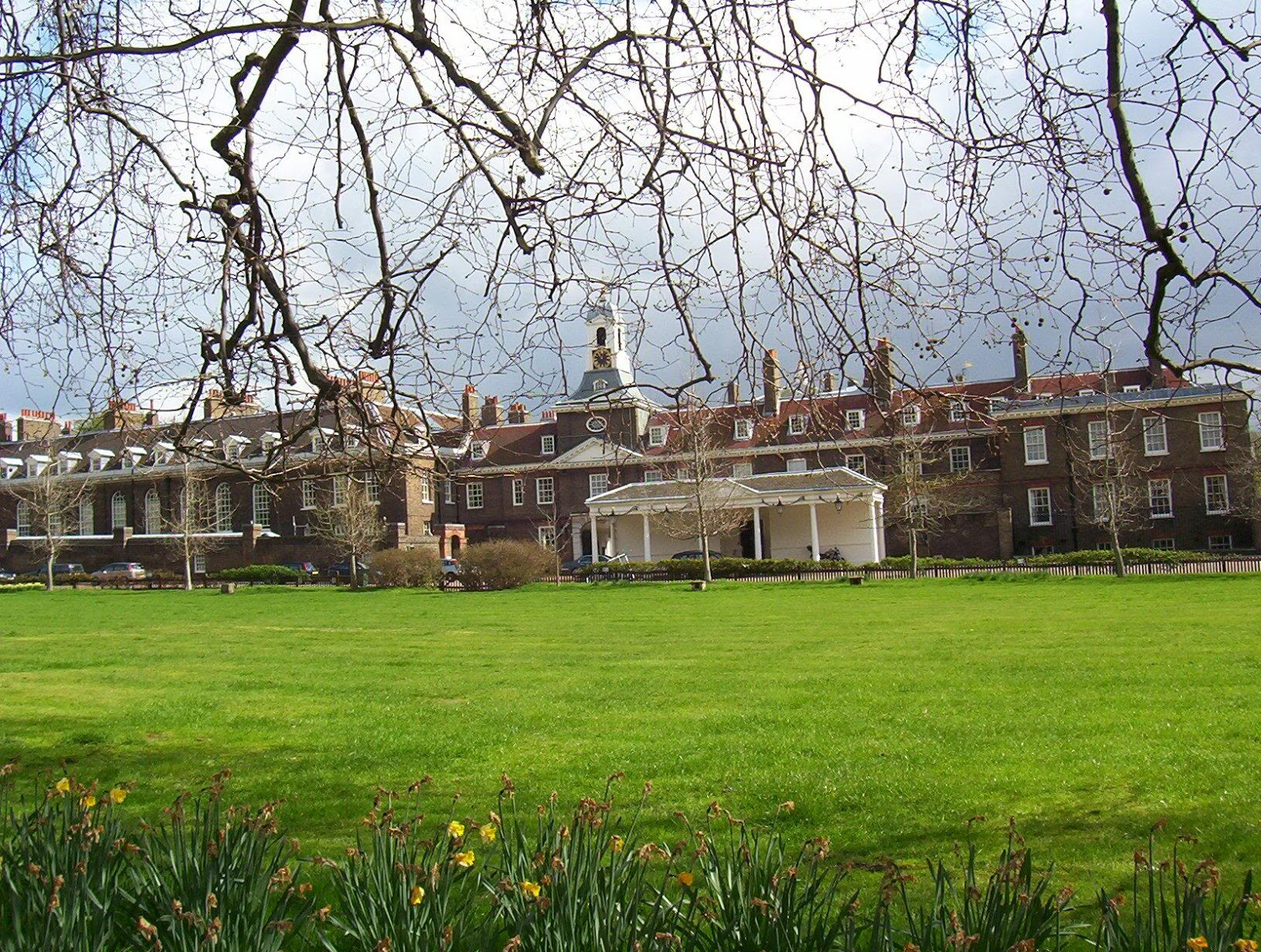 Houses of State: Kensington Palace - Photos and Floor ...