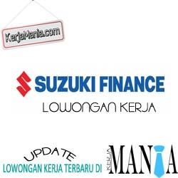 Lowongan Kerja PT Suzuki Finance Indonesia
