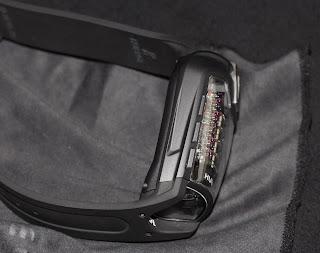 Boîtier Titane montre Hublot MP-05