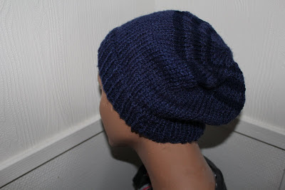 strikket lue