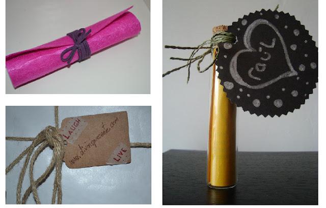 envolver regalos de manera original, diferente, creativa
