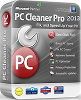Free Download PC Cleaner Pro 2013 v10.11 with Serial Keys Full Version