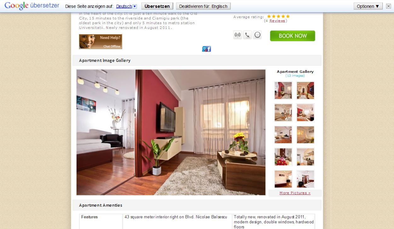 Bucharest Apartments For Rent Long Term