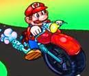 العاب دراجات ماريو