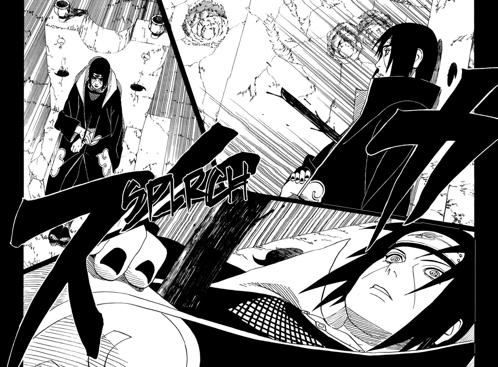 Naruto chap 384 Trang 15 - Mangak.info