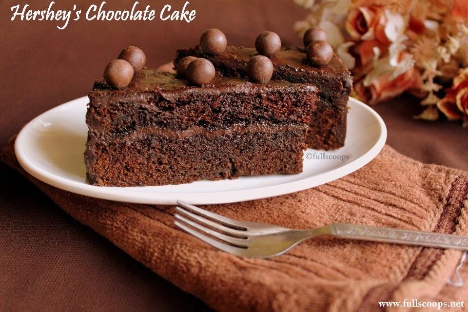 Hershey S Moist Chocolate Cake Recipe