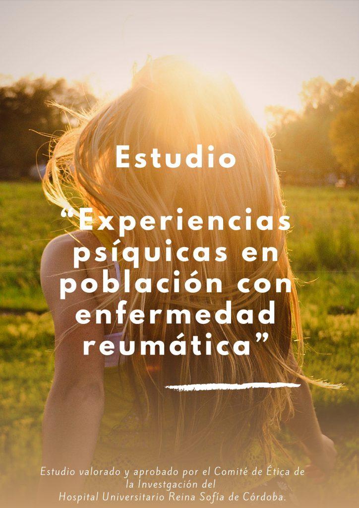 Experiencias psíquicas y reumatismo