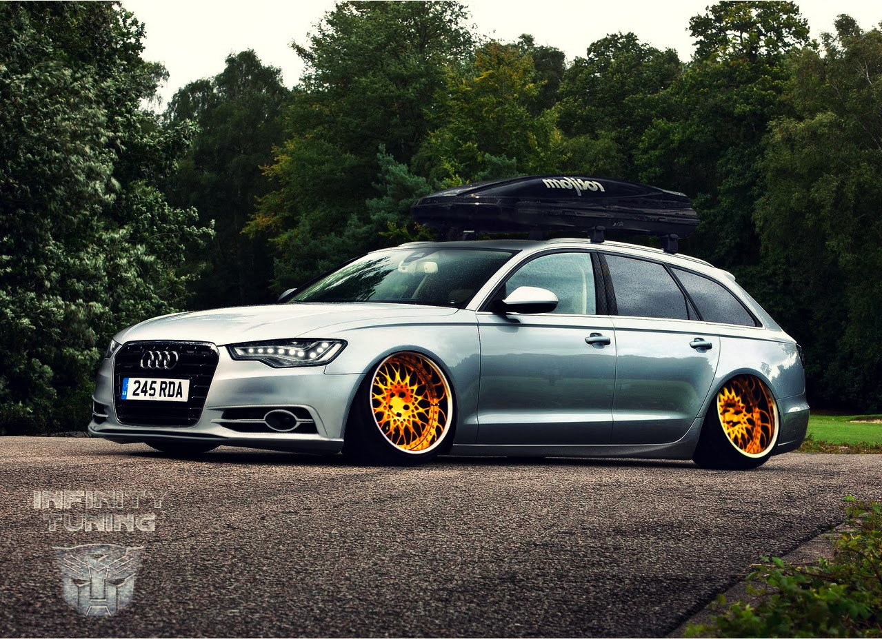 infinity tuning blog audi a6 stance virtual tuning. Black Bedroom Furniture Sets. Home Design Ideas