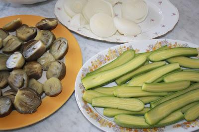 ricetta verdure ripiene