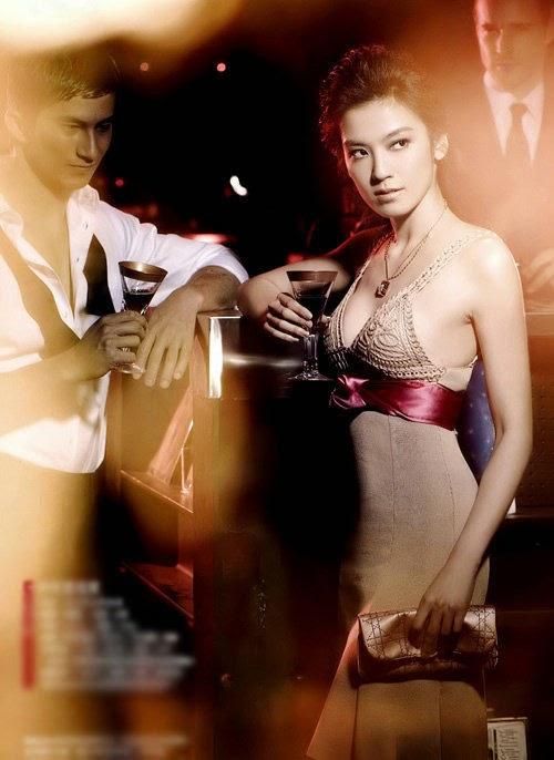 9 sexiest boobs Taiwan showbiz