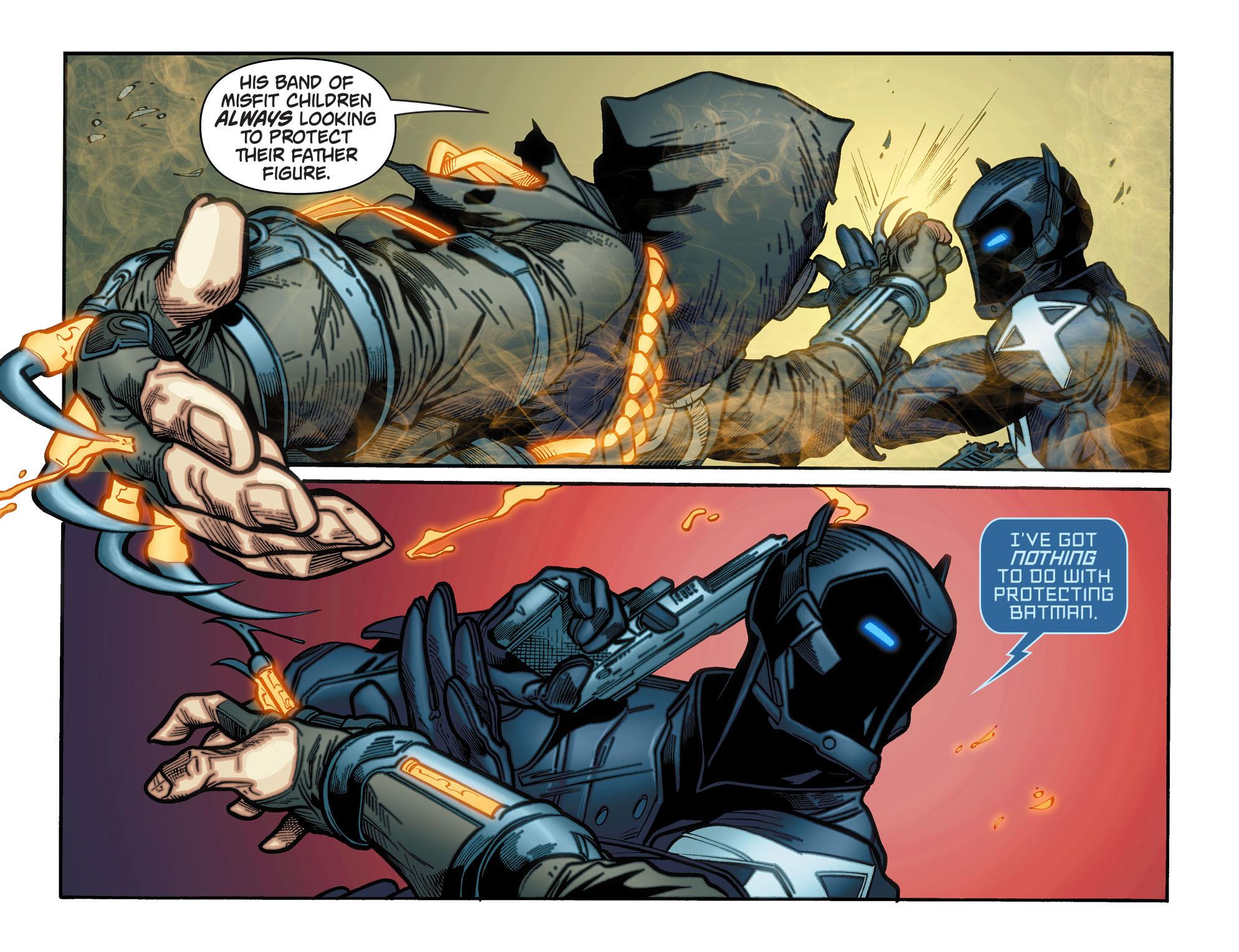 Batman: Arkham Knight [I] Issue #34 #36 - English 8