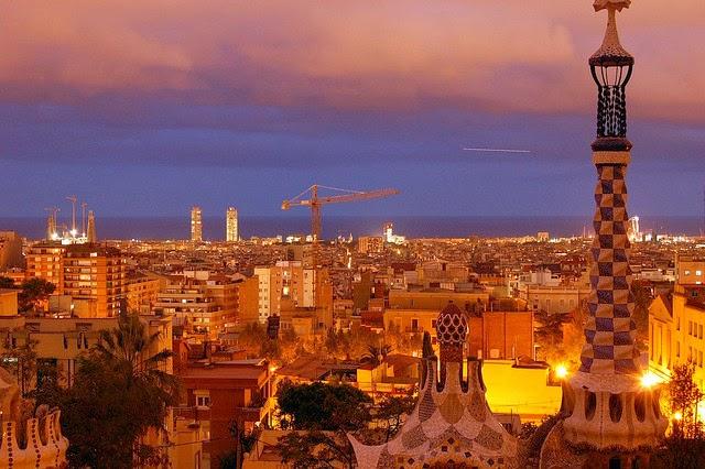 Barcelona property revival