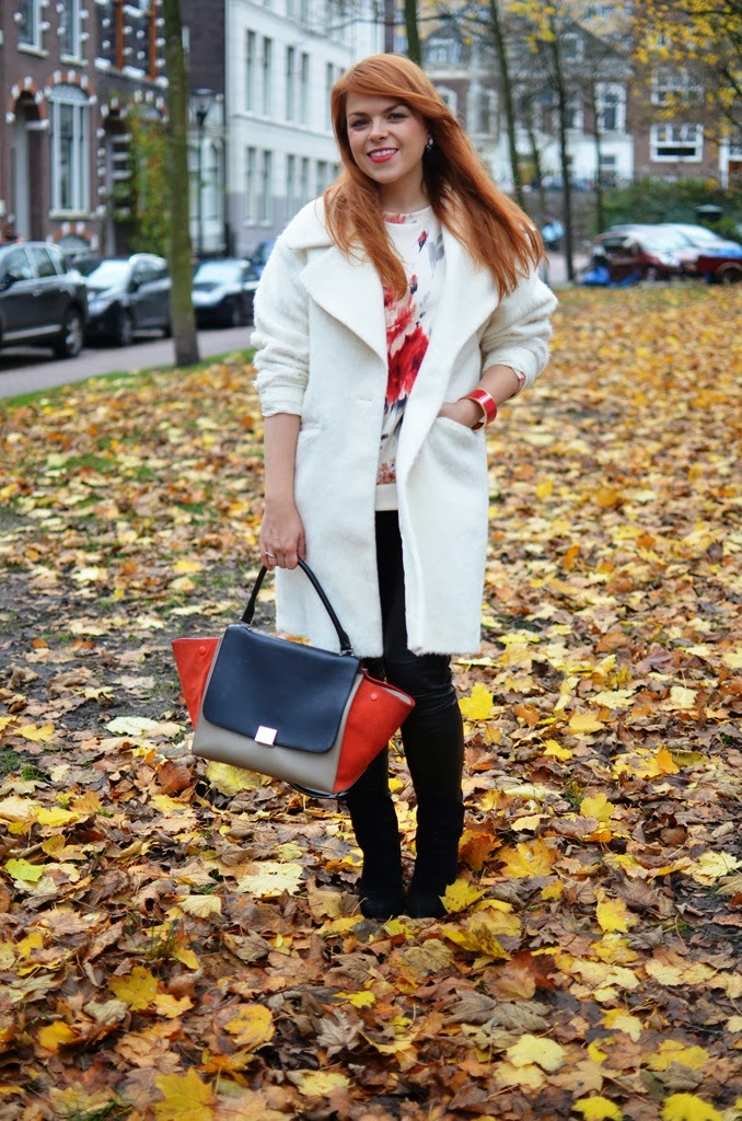 fashion-bridge blog, Asos coats, Celine bags, street style, street style Netherlands