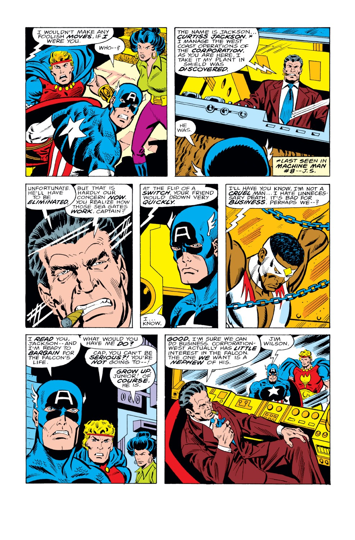 Captain America (1968) Issue #230 #144 - English 10