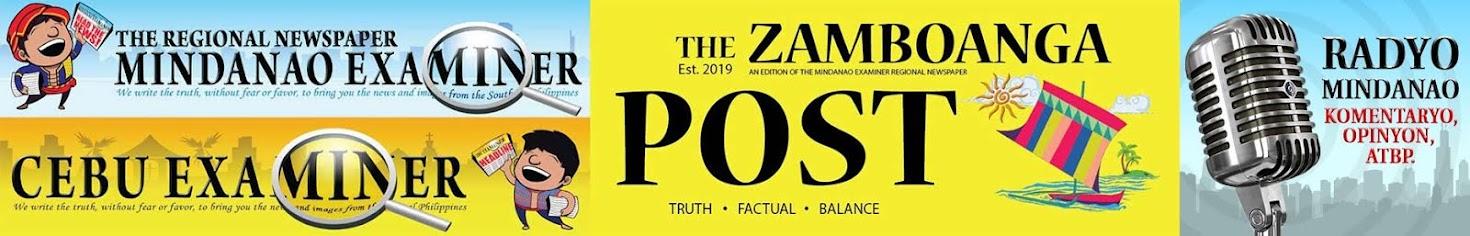 Mindanao Examiner Regional Newspaper