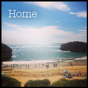 home instagram image
