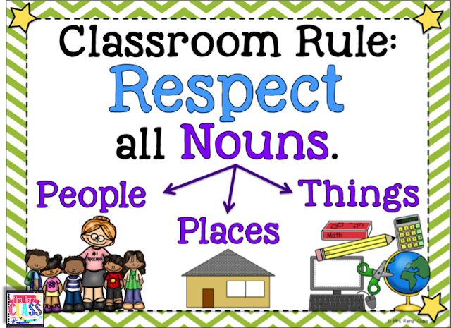 essay about respect in the classroom Showing respect for others is one of the most important values in the world it means showing care for another person or thing, like the environment without respect, everything around you would be less peaceful.