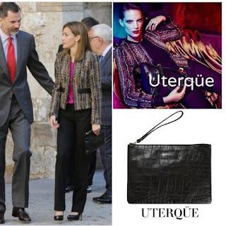 Princess Letizia of Spain Style Dresses Bags Shoes Coat
