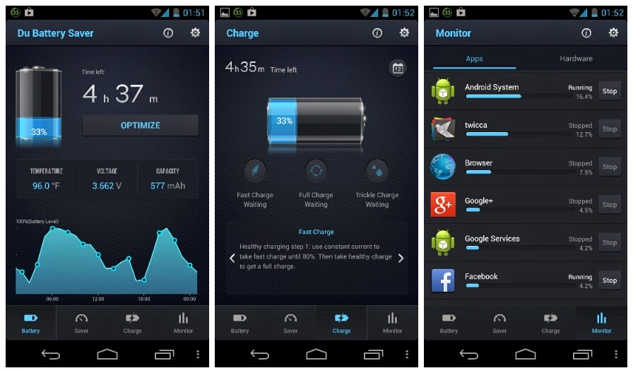 DU Battery Saver PRO & Widgets v3.6.6 APK