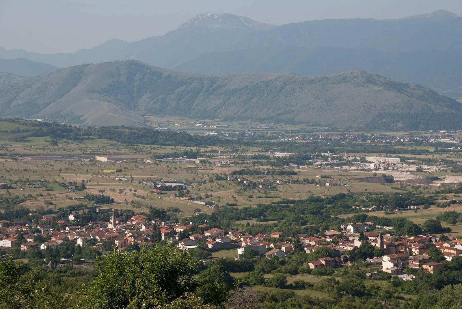 Massa d'Albe e monte Viglio