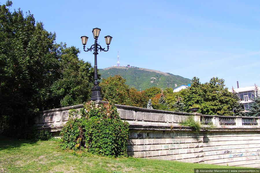 Парк имени Л. Н. Толстого в Пятигорске